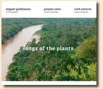 CD songs of the plants
